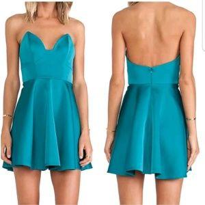 New Keepsake size XS Stolen hearts mini dress